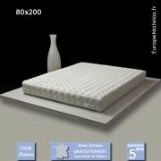 Matelas 100% Latex Coral 80x200