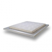 Surmatelas 100% LATEX NATUREL 80x200 - Natura