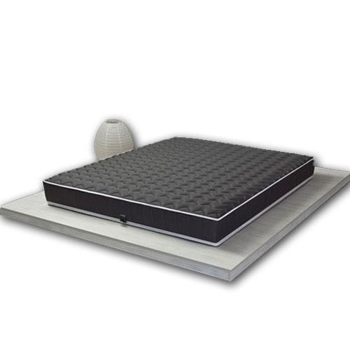 matelas 100 latex cheap benoist belle literie ensemble. Black Bedroom Furniture Sets. Home Design Ideas